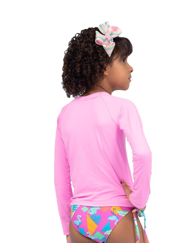 Camiseta manga longa Infantil
